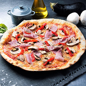 4 Seasons - Vitali Pizza - Pizzas home delivery - Barcelona