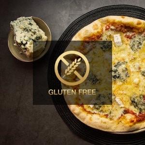 4 quesos sin gluten