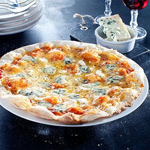 4 Formatges - Vitali Pizza - Delivery - Lliurament i repartiment de pizzes a domicili a Barcelona