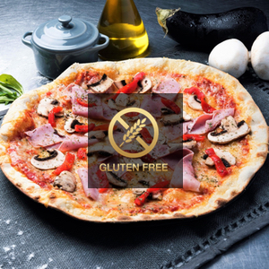 Escalivada Without Gluten - Vitali Pizza - Pizzas home delivery - Barcelona