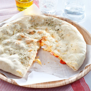 Focaccia tomate - Vitali Pizza - Delivery - Lliurament i repartiment de pizzes a domicili a Barcelona