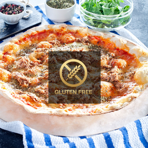 Mare Without Gluten - Vitali Pizza - Pizzas home delivery - Barcelona