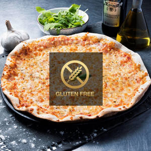 Margherita Without Gluten  - Vitali Pizza - Pizzas home delivery - Barcelona