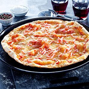 Prosciutto e formaggio - Vitali Pizza - Delivery - Consegna di pizze a casa a Barcellona