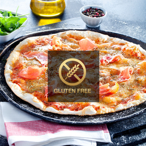 Prosciuto Without Gluten - Vitali Pizza - Pizzas home delivery - Barcelona