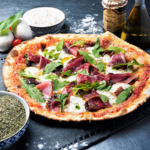 Burrata Queen - Vitali Pizza - Pizzas home delivery - Barcelona