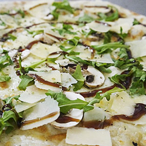 Vegetarian forest - Vitali Pizza - Pizzas home delivery - Barcelona