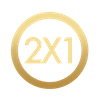Oferta 2x1 - Vitali Pizza - Delivery - Entrega y reparto de pizzas a domicilio en Barcelona