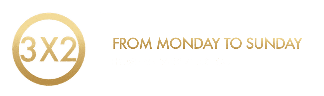 Offer 3x2 - Vitali Pizza - Home Delivery in Barcelona