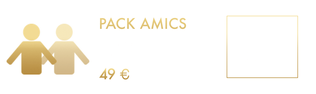 Pack Amigo - Vitali Pizza - Home Delivery Barcelona