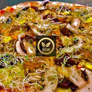 TOFU VEGAN - Vitali Pizza - Delivery - Entrega y reparto de pizzas a domicilio en Barcelona
