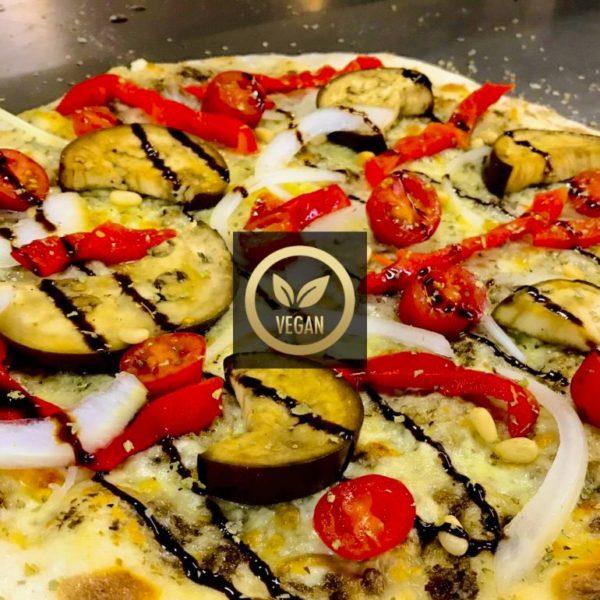 Delicatessen Vegana - Vitali Pizza - Delivery - Entrega y reparto de pizzas a domicilio en Barcelona