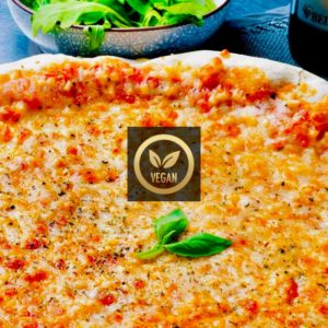 Margarita - Vitali Pizza - Delivery - Entrega y reparto de pizzas a domicilio en Barcelona