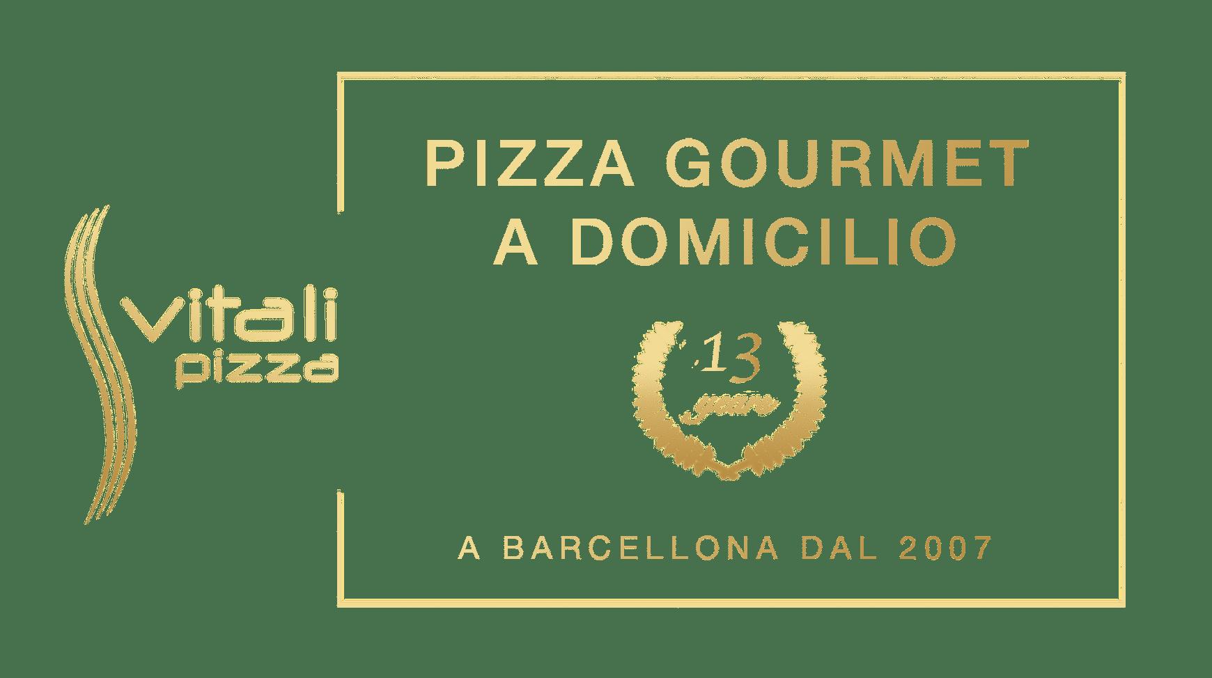 Banner - Vitali Pizza - Delivery - Consegna di pizze a casa a Barcellona